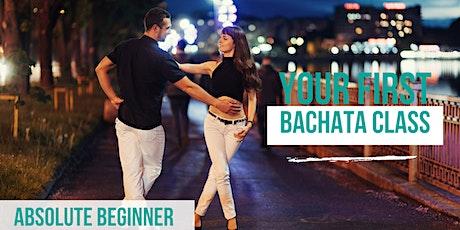 Bachata Class / Absolute Beginner - 4 Weeks Course tickets