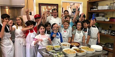 LIVE Kids Cooking Camp  #3-Mon-Thurs-Aug 16-19, 2021-10am-12:30pm-West LA tickets