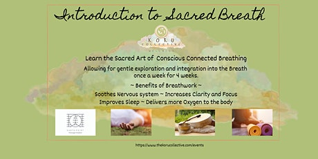 Introduction to Conscious Connected Breathwork tickets