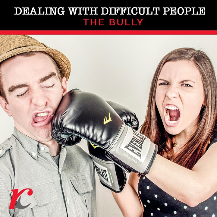 Managing Difficult People! image