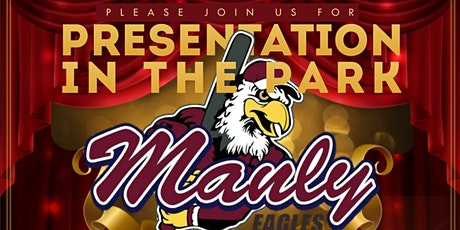 Manly Eagles Baseball Presentation 2020/2021 tickets