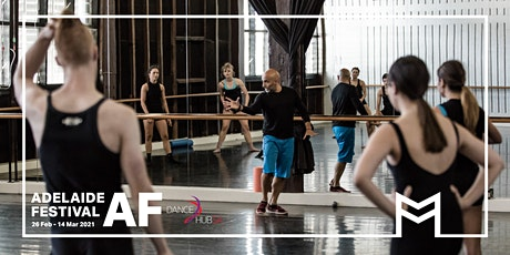 Adelaide Festival Masterclass: Sydney Dance Company tickets