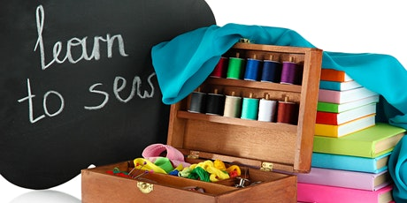 Learn Sewing tickets