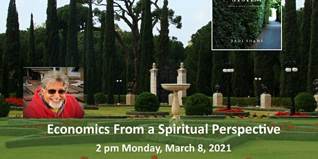 Economics from a Spiritual Perspective tickets