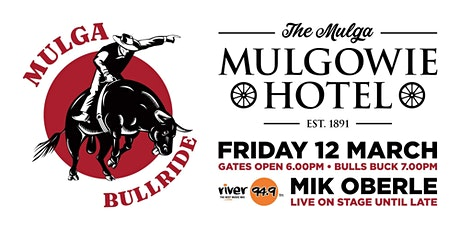 MULGA BULL RIDE tickets
