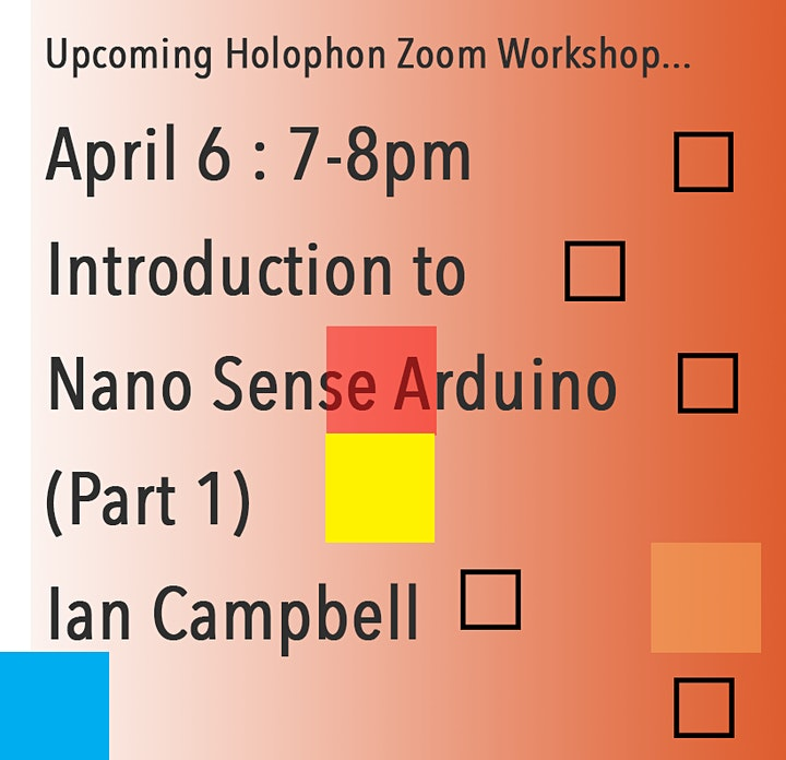 Introduction to Nano Sense Arduino (Part 1) - Ian Campbell image