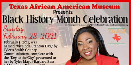 Texas African American Museum Black History Month Celebration tickets