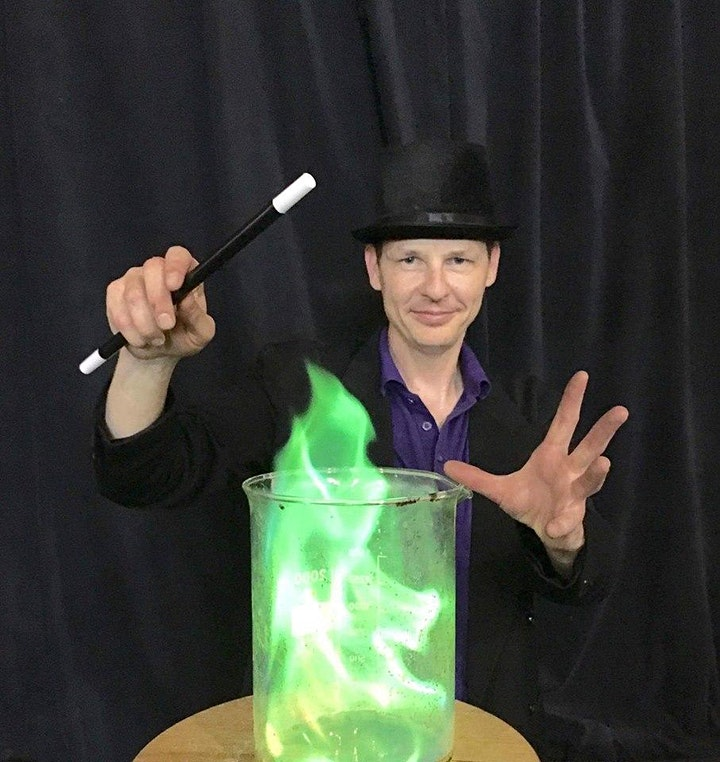 Sci-World Magic Show! - Campbelltown Library image