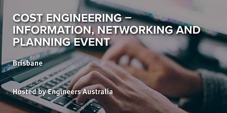 Cost Engineering - Information, Networking and Planning Event tickets