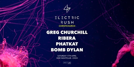 Electric Rush Christchurch tickets