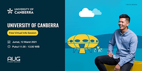 University of Canberra - Virtual Info Session tickets