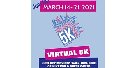 Northern Virginia 5K - WALK, RUN OR BIKE FOR CHARITY tickets