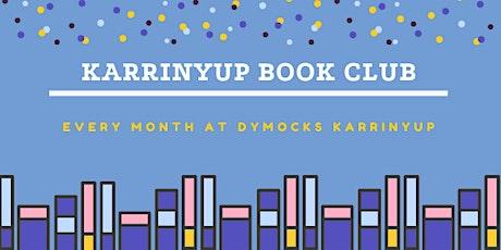 Karrinyup Book Club Returns - APRIL tickets