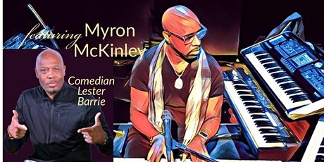 """The Music Of God's Love"" featuring, Myron McKinley Tickets"