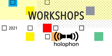 Introduction to Holophon's Zoom Workshop Series tickets