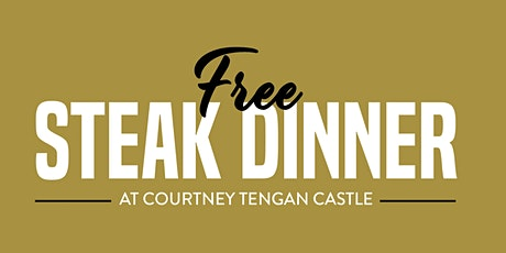 Free Steak Dinner Tengan Castle tickets