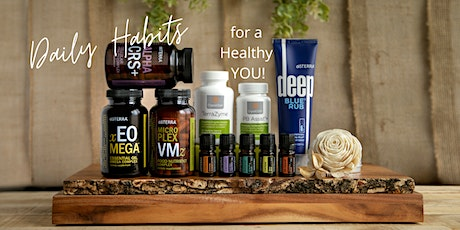 Essential Oils for Health & Wellness tickets