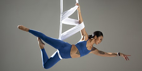 15-Hour Yoga Alliance Accredited Aerial Yoga Teacher Training tickets