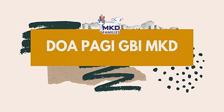RUMAH DOA PAGI 6 MARET 2021 tickets