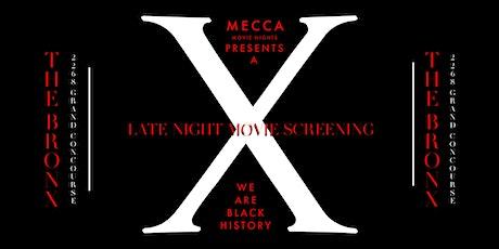 Mecca Movie Nights: One Night in Miami @ Raw Gallery NYC tickets