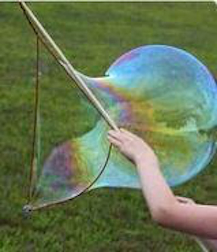 Bonkers With Bubbles! Campbelltown Library image