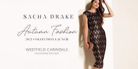 SACHA DRAKE - Autumn 21 Launch - Westfield Carindale tickets