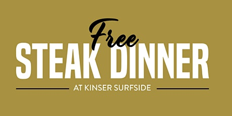 Free Steak Dinner Surfside tickets
