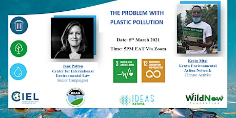 The IDEAS HIVE: The Problem with Plastic Pollution tickets