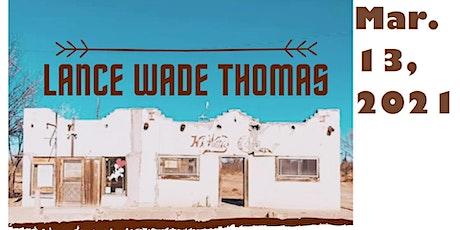 Lance Wade Thomas @ O'Briens Irish Pub tickets