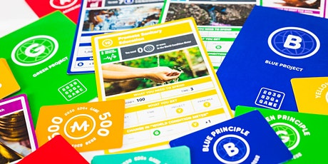 2030 SDGs Game x CDU tickets