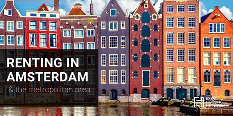 Renting in the Amsterdam Metropolitan Area (Webinar) tickets