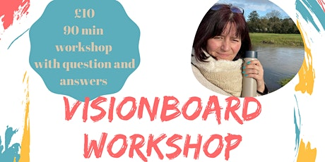 Manifesting Your Dream Life with a Vision Board Evening tickets
