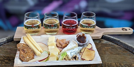 Cider & Sides: Truffle Cheese Shop & Stem Ciders tickets