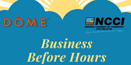Business Before Hours @ Dome tickets