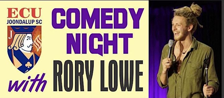 ECU Comedy Night with Rory Lowe image
