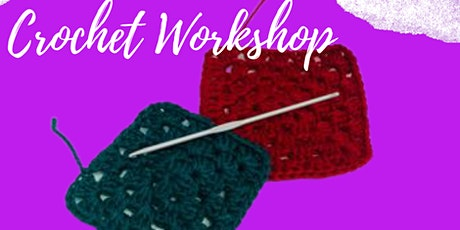 Crochet Workshop for Beginners tickets