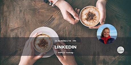 LinkedIn (Susanne) tickets