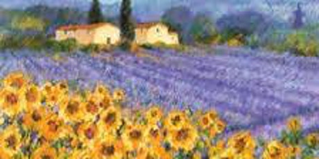 Rose and Renoir paint and sip classes- Tuscany tickets