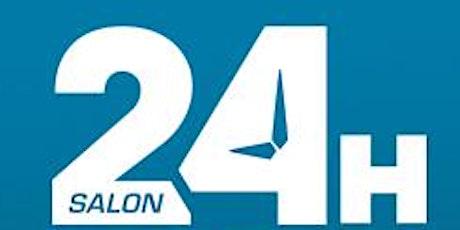 24H pour l'emploi et la formation billets