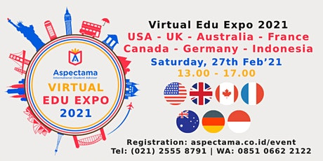 UNIVERSITY OPEN DAY : STUDY IN USA, UK, AUS, FRANCE, CANADA, EUROPE, SEA tickets