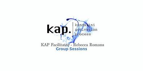 Kundalini Activation Process ~ KAP on the CENTRAL COAST * Woy Woy tickets