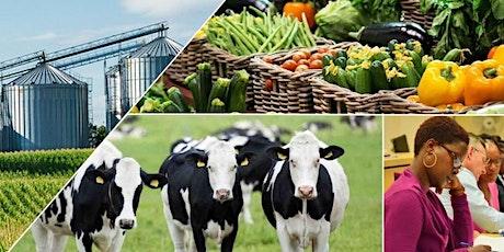Innovative ways of Promoting Entrepreneurship and Agribusiness Development tickets