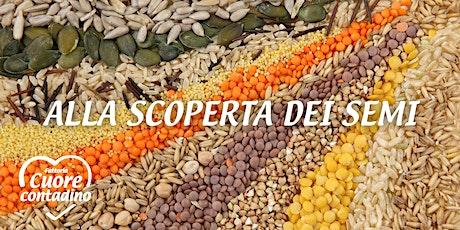 Weekend in Fattoria:alla scoperta dei semi! biglietti