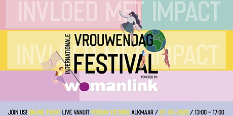 Internationale Vrouwendag Festival - Powered by WomanLink boletos