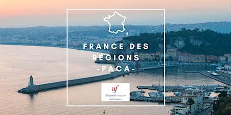 France des régions - PACA billets