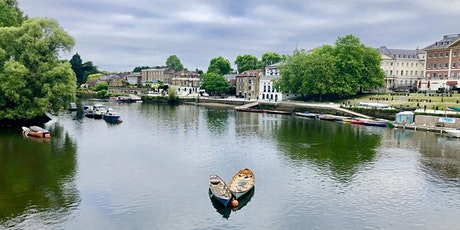The Thames around Richmond: Hampton Court to Kew - A Virtual Tour tickets