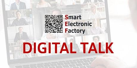 SEF Digital-Talk: Chancen nutzen und Risiken minimieren Tickets