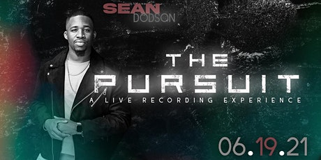 """The Pursuit"" A Live Recording Experience tickets"