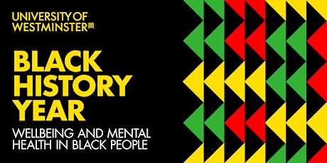 Mental Health in Black Men tickets