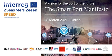 A vision for the port of the future: The Smart Port Manifesto tickets